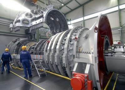 Gasturbine / Gas Turbine
