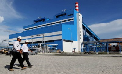 Bintan Power Plant Site Project